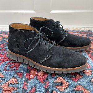 Cole Haan Zero Grand.OS Suede men's boots size 11